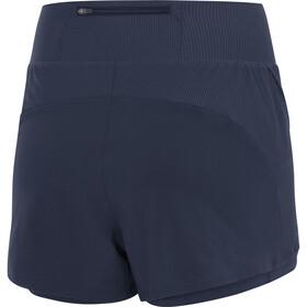 GORE WEAR R7 2en1 Shorts Mujer, orbit blue